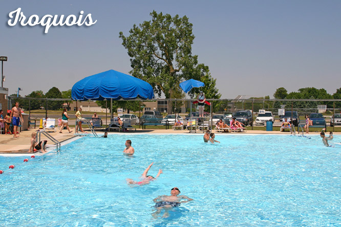 Outdoor Pool Rules – Iroquois Pool