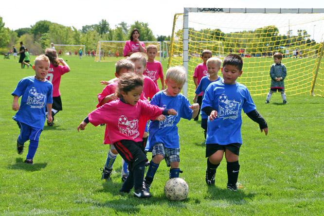 Youth Soccer Juniors League