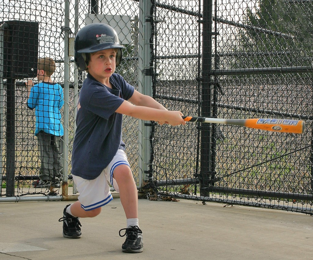 Batting Cages at Mt View Adventure Center