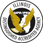 Illinois Distinguished Accredited Agency Award Logo