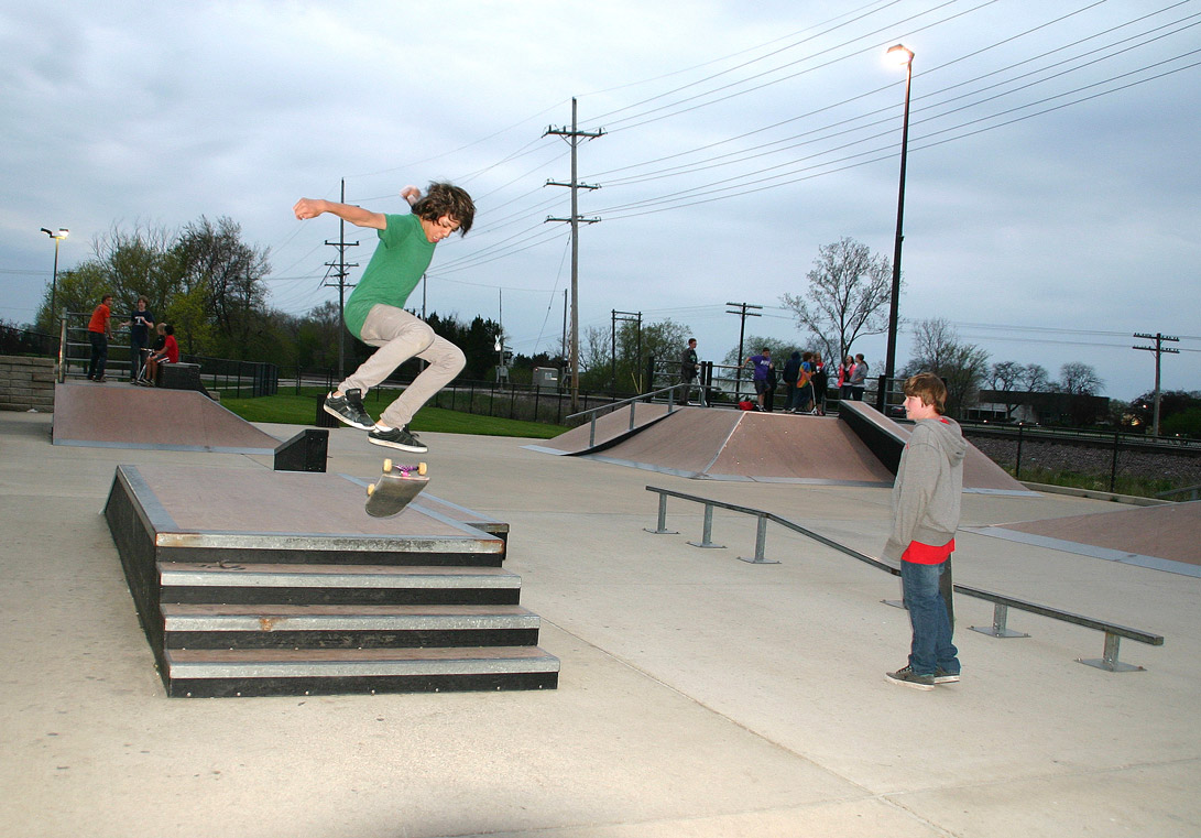 Skate And Bmx Park At Mt View Adventure Center