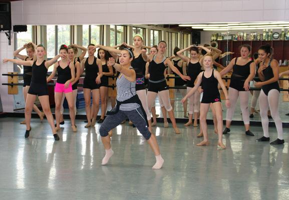 des dance