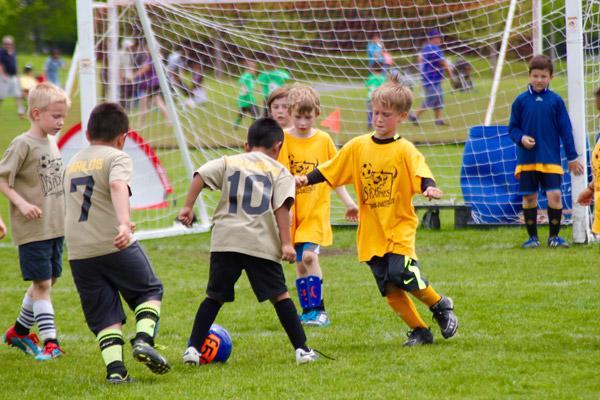 Athletic Programs Registration at the Des Plaines Park District