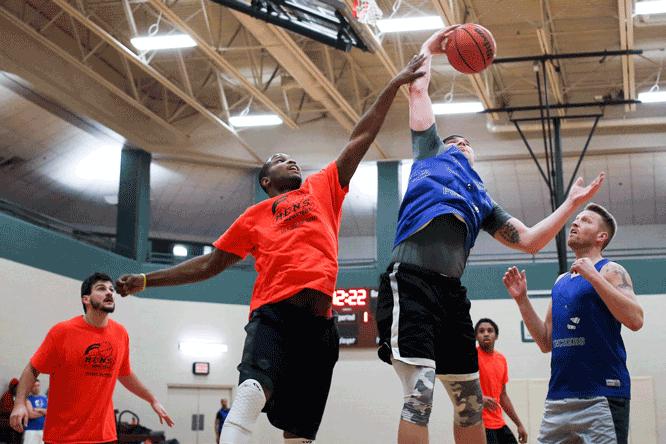 Basketball Tournament Deadline