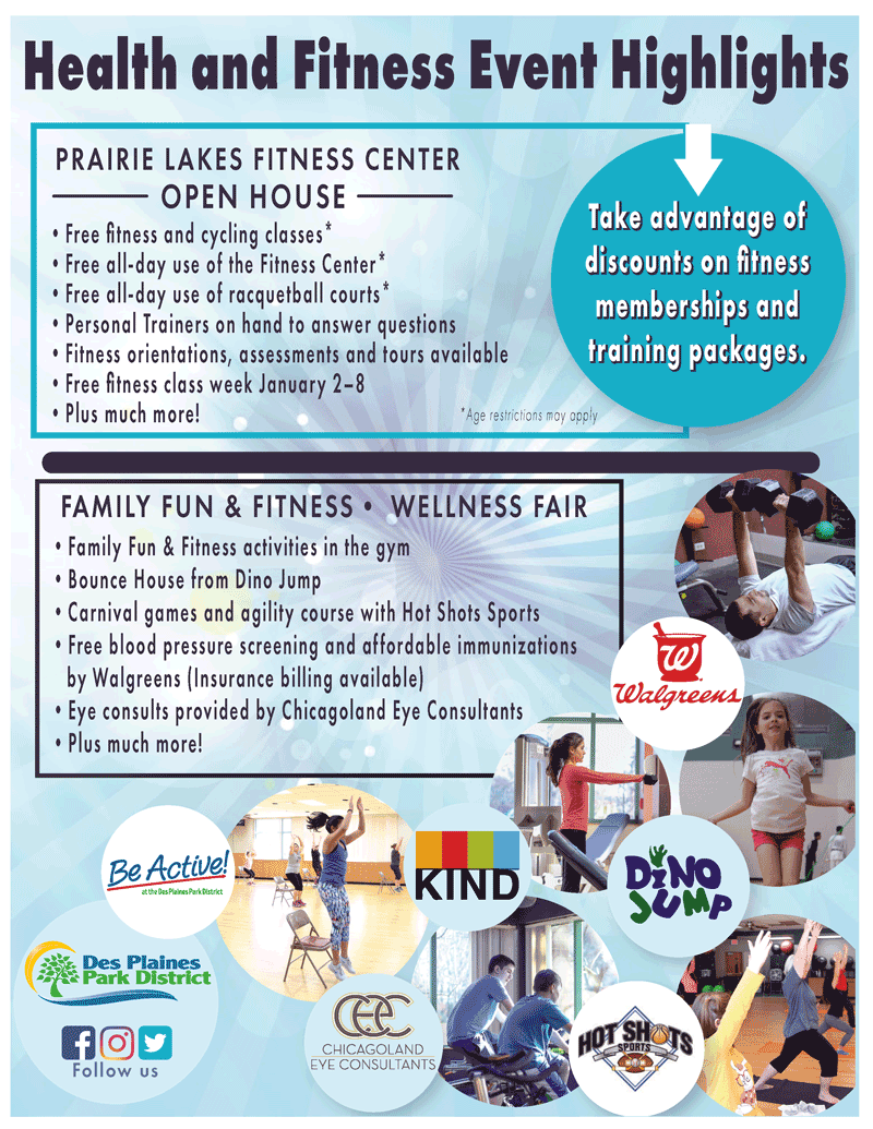 fitness open house