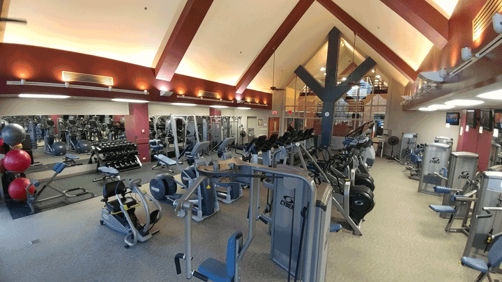Prairie Lakes Fitness Center, Des Plaines Park District