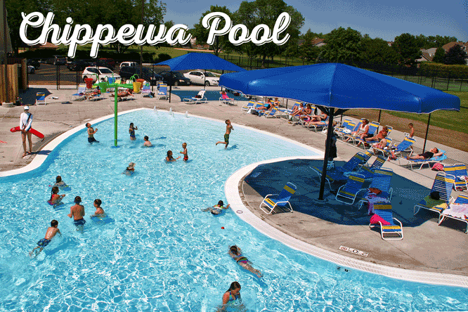 Outdoor Pools Are Open – Chippewa Pool – 2020 Pool Hours and Fees