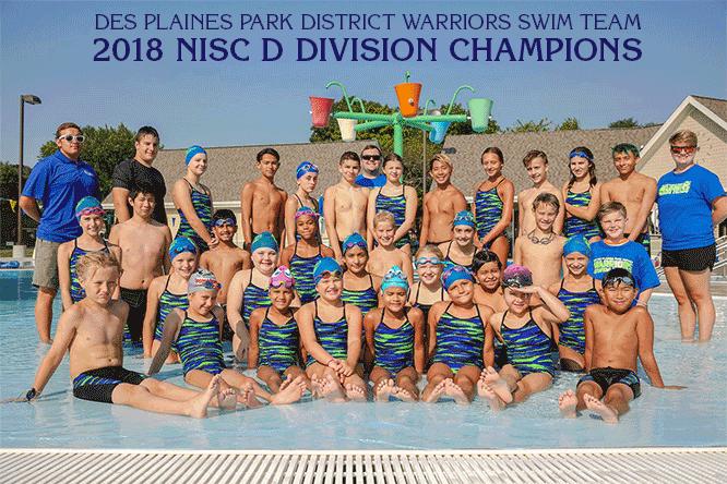 Warriors Swim Team
