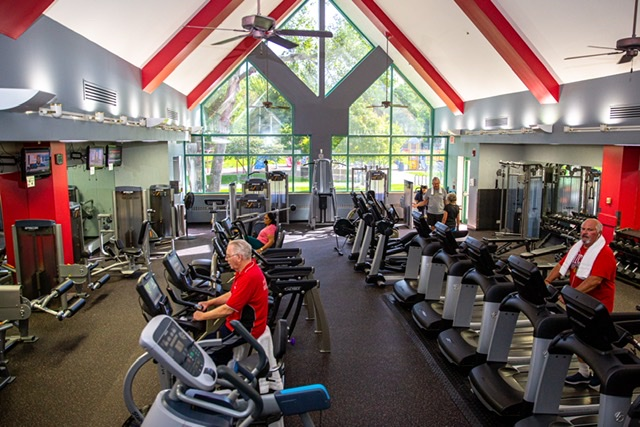 Prairie Lakes Fitness Center
