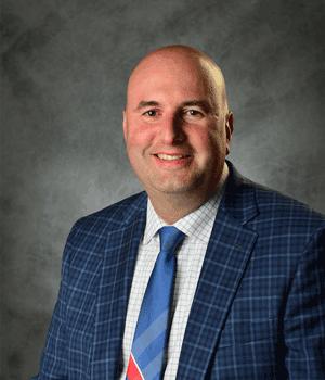 Donald J. Miletic, Executive Director