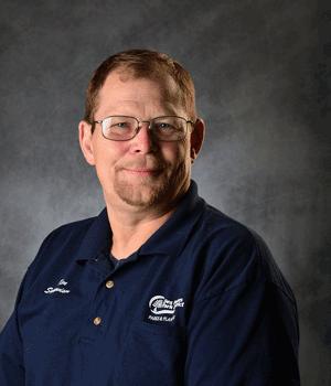 Ken Rochau, Building Services Supervisor