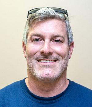 Anthony Szmergalski, Mechanical Operations Supervisor