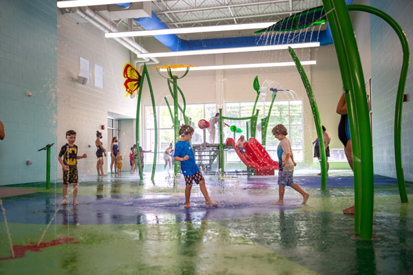 Prairie Lakes Aquatic Center Splash Pad Rules