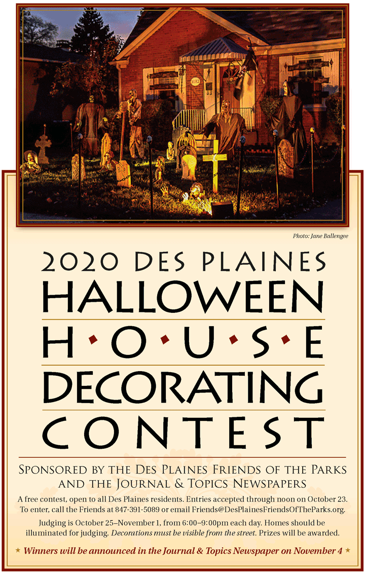 2020 Halloween House Decorating Contest