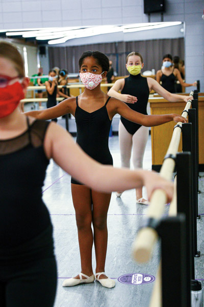 Summer Dance Intensive at the DPSOD
