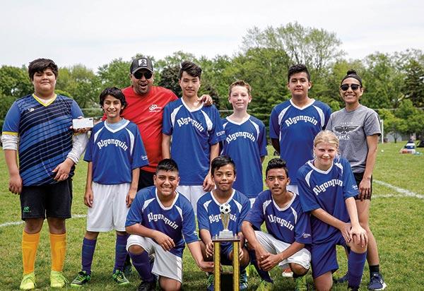 Des Plaines Park District Youth Soccer Leagues
