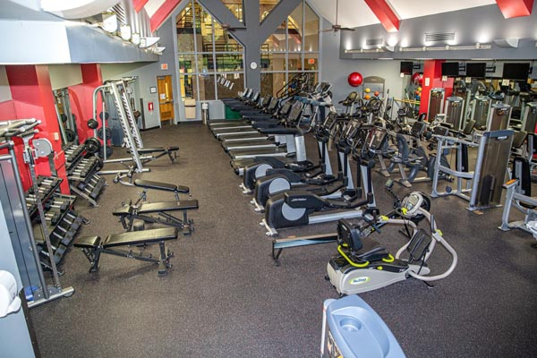 Fitness Class Registration at Prairie Lakes Fitness Center