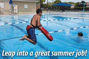 Lifeguard training courses in June at the Des Plaines Park District