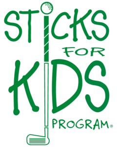 Sticks For Kids Program at the Lake Park Golf Course