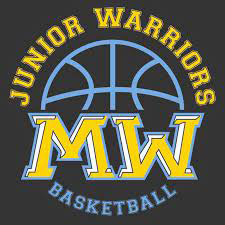 Junior Warriors Basketball Logo