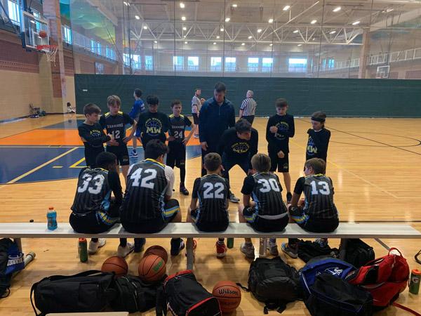Junior Warriors Basketball
